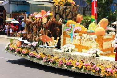 Festival Bunga Tomohon, Sulawesi Utara Pede Raih Sejuta Wisman