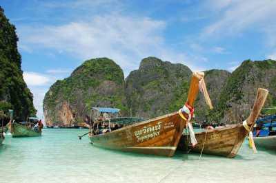 Turis Amerika Biang Keladi Tutupnya Destinasi Wisata di Thailand