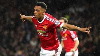 Anthony Martial, Pemain Tercepat Manchester United