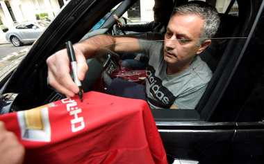 Jose Mourinho Akan Gemilang Bersama Manchester United