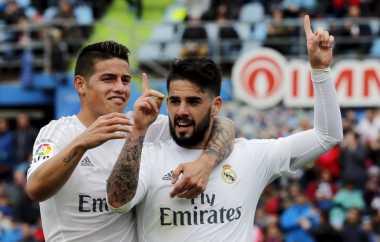 Tolak Juventus, Isco Alarcon Bertahan di Real Madrid