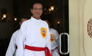 Sultan Lantik Pendekar Silat di Keraton Yogyakarta