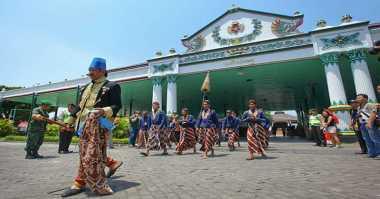 Menguak Misteri Letak Keraton Yogyakarta