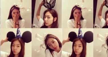 FOTO: Ini Penampakan Selfie Tanpa Make-Up Park Shin Hye