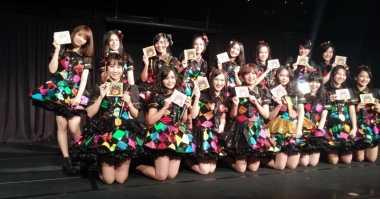Keluar Zona Aman, JKT48 Rilis Single Hanya Lihat Kedepan