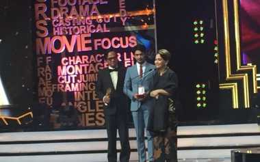 IMA Awards 2016: Widyawati Dapat Penghargaan Khusus Lifetime Achivement
