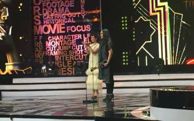 IMA Awards 2016: Sha Ine Febriyanti Raih Pemeran Wanita Utama Terfavorit