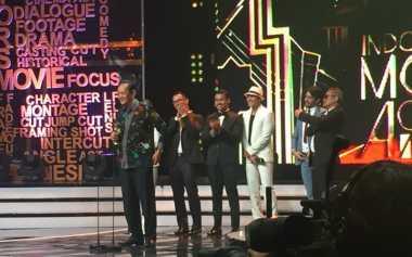 IMA Awards 2016: Deddy Sutomo Menang, Para Aktor Mendadak Heboh