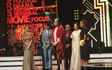 IMA Awards 2016: Guru Bangsa Tjokroaminoto Raih Ansambel Terbaik