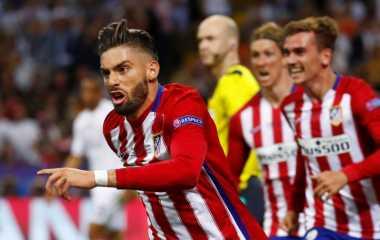 Carrasco Ucapkan Terima Kasih kepada Suporter atas Dukungannya Saat Partai Final Liga Champions Kontra Real Madrid