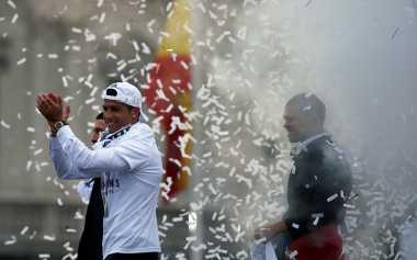 Cristiano Ronaldo Gemilang di Final Liga Champions, Rio Ferdinand Berpesta
