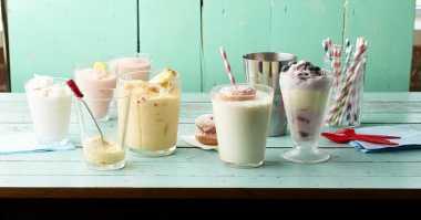 Bikin Milk Shake Tanpa Blender? Ikuti Triknya