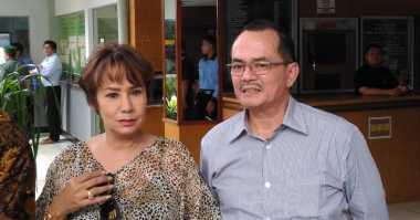 Suami Debby Sahertian Punya Firasat Mediasi Gagal