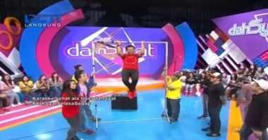 Live Dahsyat: Serunya Host Dahsyat Main Karaoke Sehat