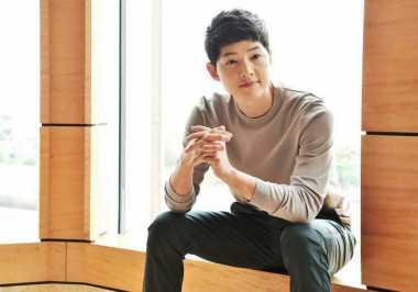 Song Joong Ki Marah Foto dan Data Passportnya Diunggah ke Internet