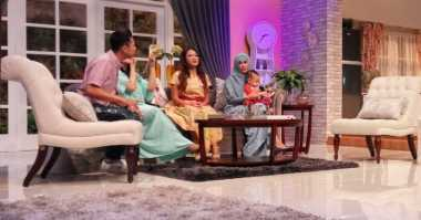 Amy Qanita Lakoni Debut Host dalam Program Mama Amy