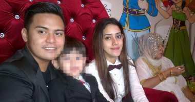 Fairuz A Rafiq Menghindar Ditanya Soal Laporan Galih ke Komnas Anak