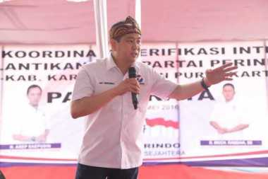 Bangun Indonesia, Partai Perindo Usung Ekonomi Kerakyatan