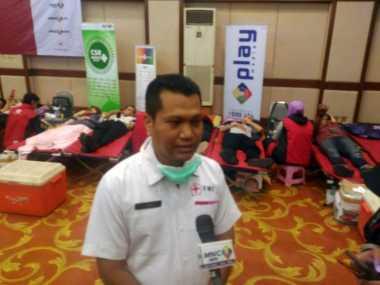 PMI Apresiasi Antusiasme Karyawan MNC saat Donor Darah