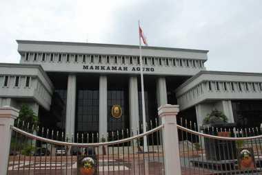 Resmi Jadi Tersangka, MA Nonaktifkan Dua Hakim Tipikor Bengkulu