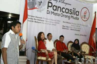Ketua DPP TMP: Anak Muda Jadi Kunci Kokohnya Pancasila
