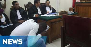 Sambil Nangis, Terpidana Mati Asal Nigeria Ajukan PK Kedua