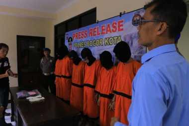 Enam Pemerkosa ABG di Bogor Ditangkap Polisi