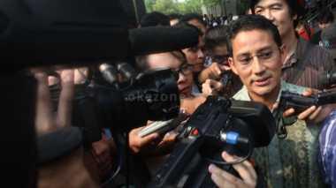 Sandiaga Optimistis Dipilih Prabowo sebagai Cagub DKI