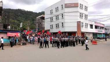 Demo Besar-besaran KNPB, Pelajar di Abepura Pulang Lebih Awal