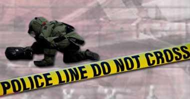Polisi Amankan 56 Kardus Material Bom dari Penumpang Kapal