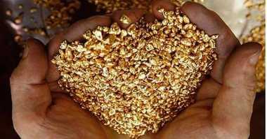Polda Jambi Amankan Emas Hasil Penambangan Ilegal Seberat 2,5 Kg