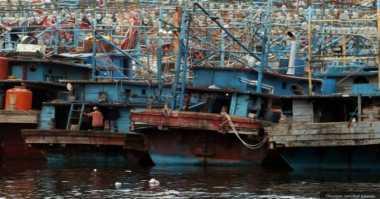 TNI AL Amankan Dua Kapal Asing di Perairan Raja Ampat