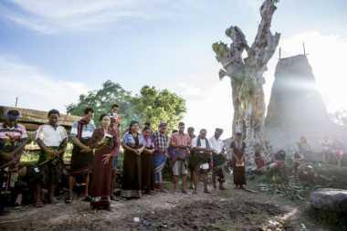 TOP TRAVEL 2: Tradisi Menyeramkan yang Ada di Pulau Sumba