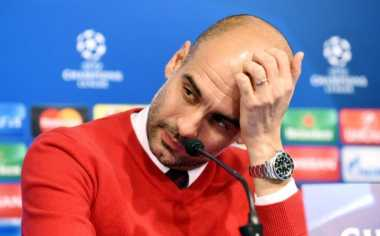 Pellegrini: Rumor Guardiola Buat Pemain City Tidak Fokus!