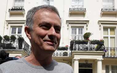 Legenda Manchester United Sambut Baik Kehadiran Jose Mourinho