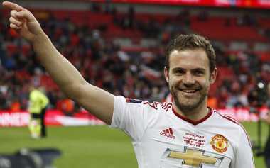 Manchester United Siap Lepas Juan Mata