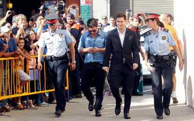 Hot Soccer: Lionel Messi Menjalani Sidang Penggelapan Pajak
