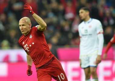 Robben dan Ribery Harus Bersabar untuk Mendapatkan Perpanjangan Kontrak Baru