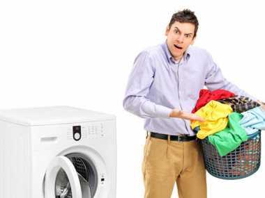 Mencuci Pakaian Bantu Kuatkan Tekad Berhenti Merokok Lho