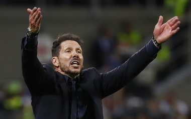 Datangkan Diego Costa, Diego Simeone Pastikan Akan Bertahan di Atletico Madrid