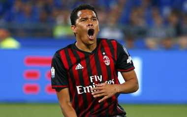 Harga Minimal yang Dipatok AC Milan untuk Carlos Bacca