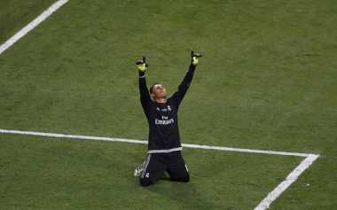 Cedera Otot, Keylor Navas Absen di Copa America 2016