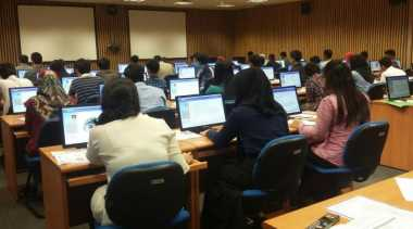 Peserta SBMPTN 2016 Ini Ketagihan Ujian CBT