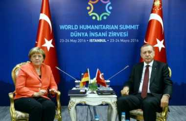 Hubungan Jerman-Turki Terancam Proposal Genosida Armenia