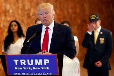 Komentar Donald Trump Terkait Pembunuhan Gorila Harembe