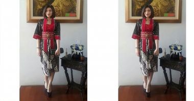 FOTO: Cantiknya Shaloom Guritno Rayakan Kelulusan SMA