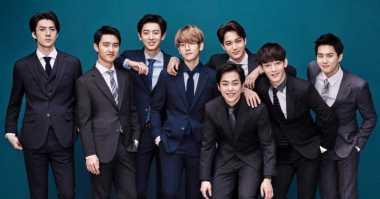 TERHEBOH: Dengan Album ke-3, EXO Konfirmasi Comeback