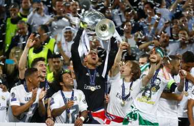 Liga Champions Ada di DNA Madrid