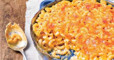 Bikin Classic Mac and Cheese Yuk Buat Camilan