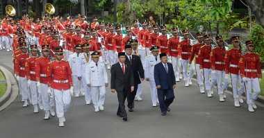 Jokowi Peringati Hari Pancasila di Bandung